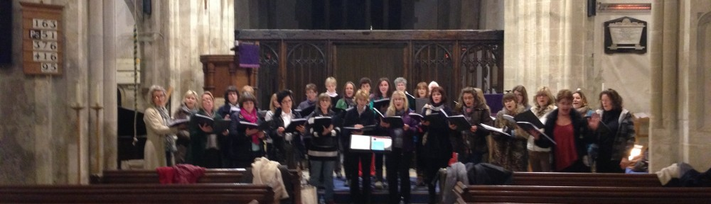 Ladies Choir Wiltshire